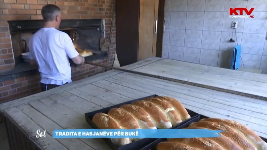 Tradita e hasjanëve për bukë